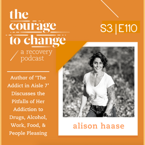 courage to change podcast